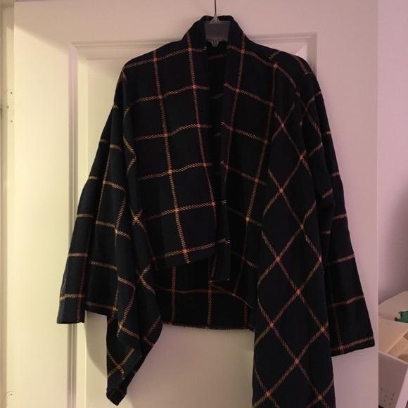 hers & mine Jackets & Blazers - Wrap coat- never worn without tag